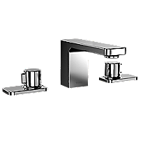 Kiwami® Renesse® Widespread Lavatory Faucet, with Pop-up Drain