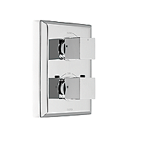 Lloyd®      Thermostatic Mixing Valve Trim with Single Volume Control