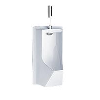 Lloyd Urinal with Electronic Flush Valve - ADA
