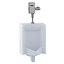 Commercial Washout High Efficiency Urinal, 0.5 GPF - ADA