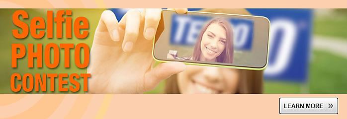 TERRO Selfie Contest