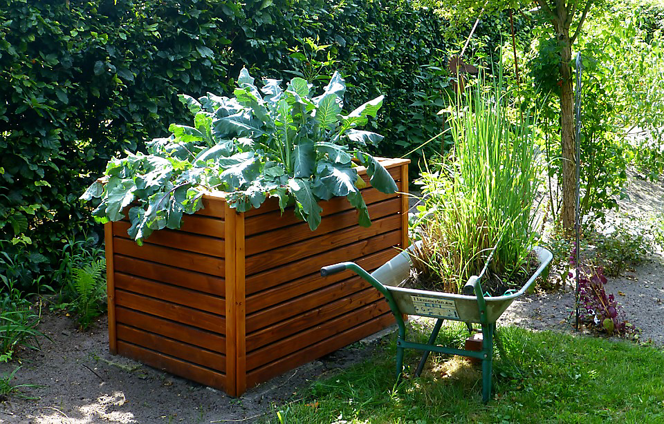 garden beds container raised bed