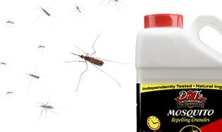Mosquito Repelling Granules: How It Works