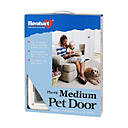 medium pet door