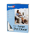 large pet door