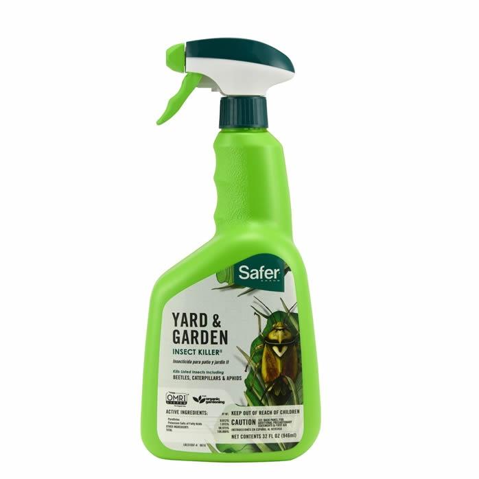Safer Brand Caterpillar Killer with B.t.