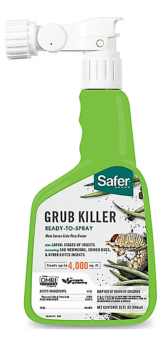 Japanese beetle grub killer