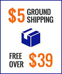 FREE SHIPPING over $39.99
