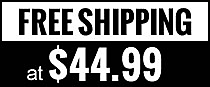 FREE SHIPPING over $44.99