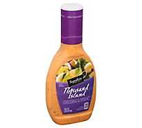Signature Kitchens Dressing & Spread Thousand Island - 16 Fl. Oz.
