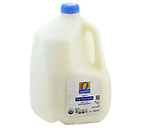 O Organics Organic Milk Fat Free - 1 Gallon
