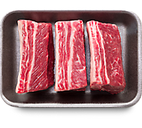 2 LB USDA Choice Beef Chuck Short Ribs