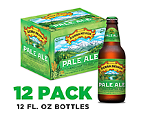 Sierra Nevada Beer Pale Ale Handcrafted Ale Bottles - 12-12 Fl. Oz.