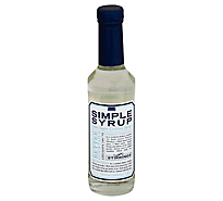 Stirrings Simple Syrup - 12 Fl. Oz.