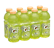 Gatorade G2 Thirst Quencher Perform 02 Low Calorie Lemon-Lime - 8-20 Fl. Oz.