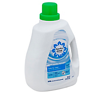 Signature Home Laundry Detergent Liquid Ultra Concentrated Free & Clear - 100 Fl. Oz.