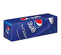 Pepsi Soda Cola Throwback - 12-12 Fl. Oz.