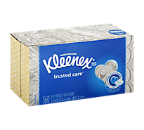 Kleenex Tissue White 2-Ply Trusted Care - 160 Count