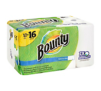 Bounty Select-A-Size Paper Towels Big Rolls - 12 Roll