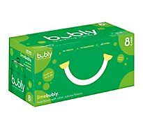 bubly Sparkling Water Lime - 8-12 Fl. Oz.