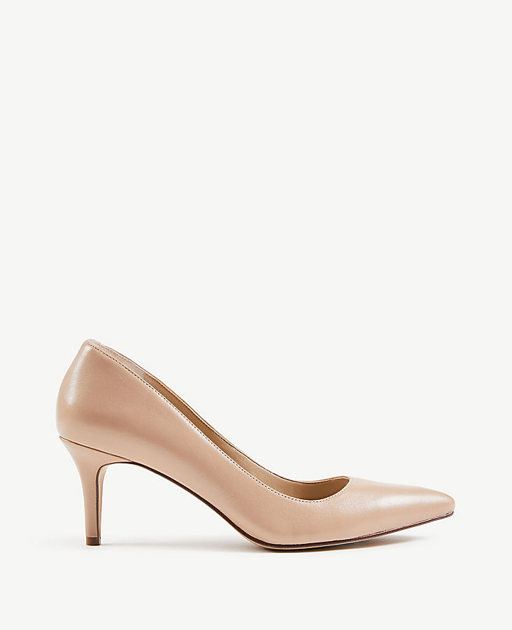 Eryn Leather Pumps | Tuggl