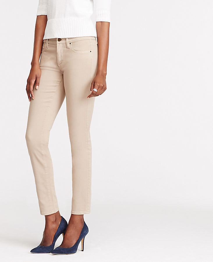 Petite Modern Skinny Ankle Jeans | Tuggl