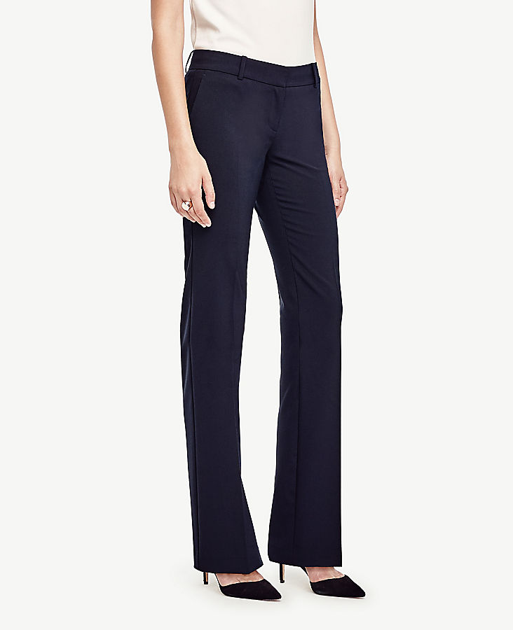The Trouser in Seasonless Stretch - Curvy Fit   Tuggl