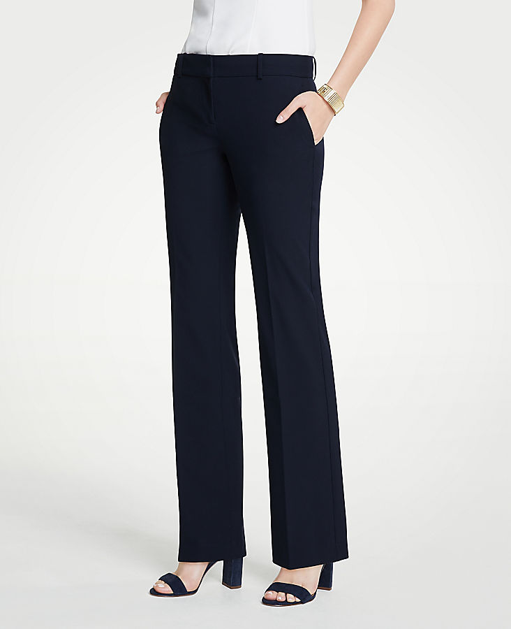 The Tall Trouser In Seasonless Stretch - Curvy Fit | Tuggl