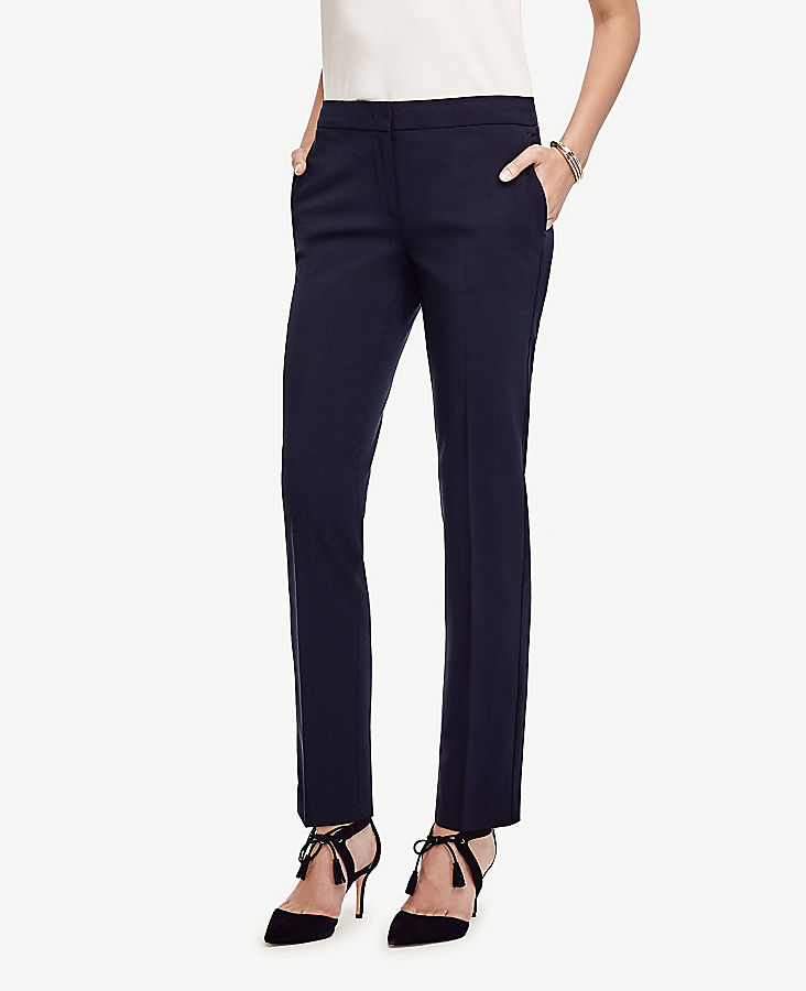 The Petite Ankle Pant in Seasonless Stretch