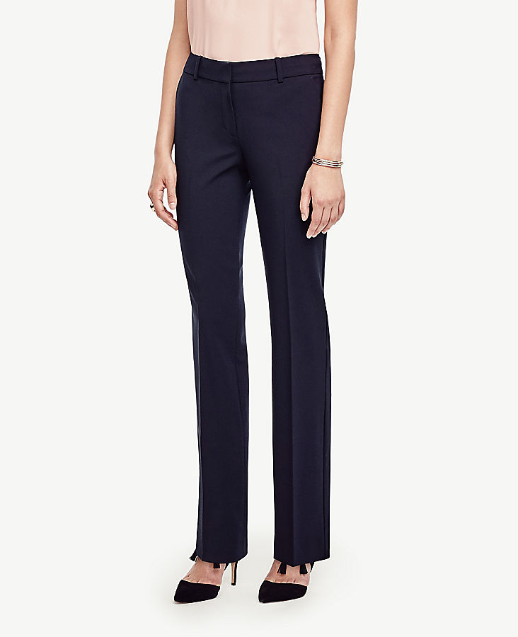 The Straight Leg Pant in Seasonless Stretch - Classic Fit   Tuggl