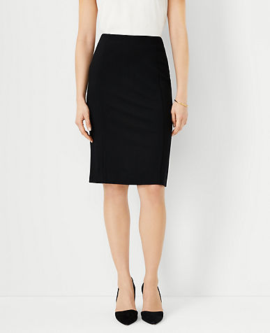 앤테일러 펜슬 스커트 Ann Taylor Ponte Pencil Skirt