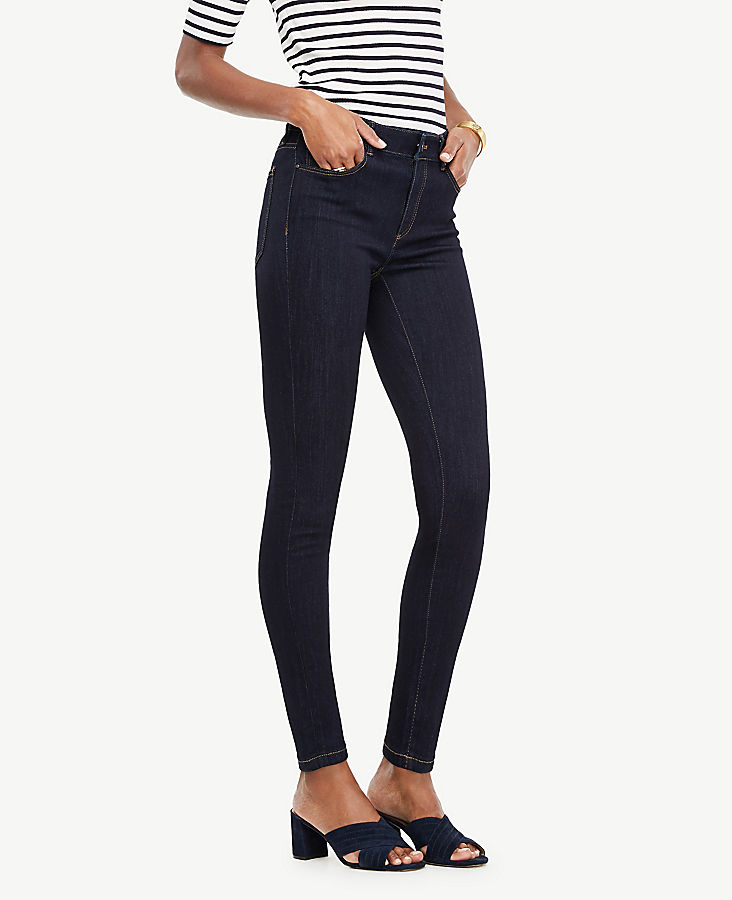 Curvy All Day Skinny Jeans in Evening Sea Wash | Tuggl