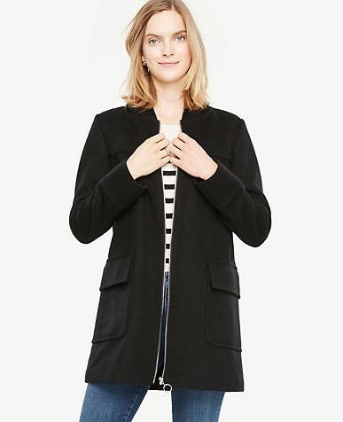 Black wrap coat australia