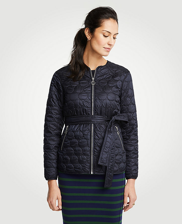 Quilted Puffer Jacket | Tuggl