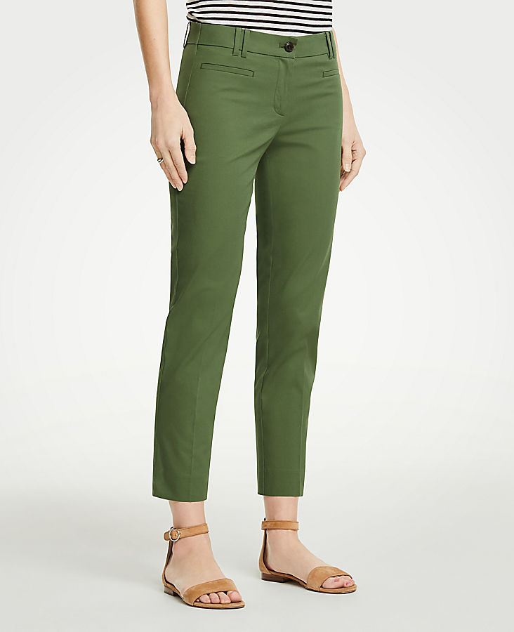 The Crop Pant | Tuggl