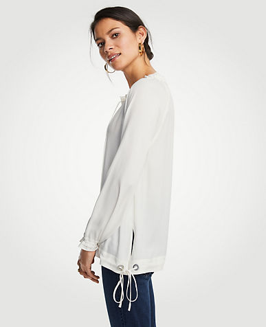 Tops & Blouses for Women- Cold Shoulder, Tunics & More | ANN TAYLOR
