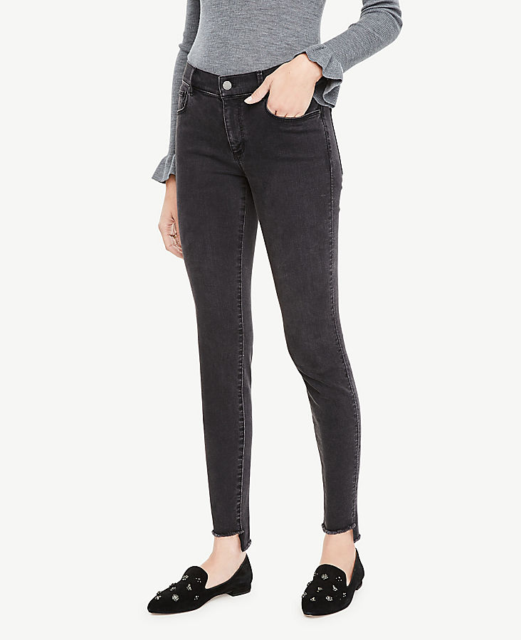 Petite Step Hem All Day Skinny Jeans in Sienna Wash | Tuggl