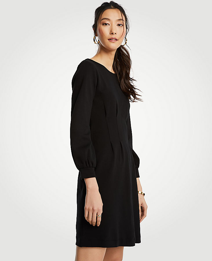 Corset Sweatshirt Dress at Ann Taylor in Victor, NY | Tuggl