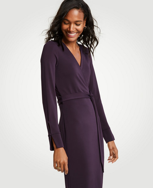 Long sleeve wrap dress ireland