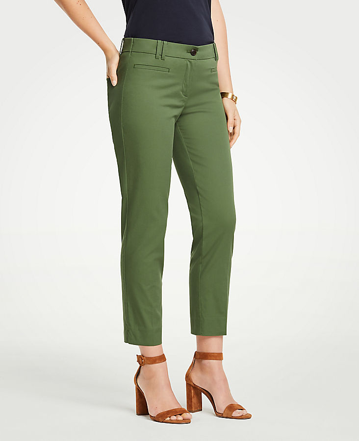 The Crop Pant - Curvy Fit | Tuggl