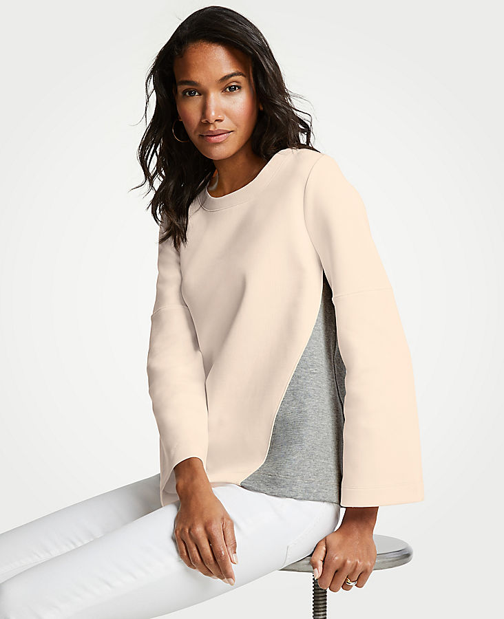 Colorblock Sweatshirt | Tuggl