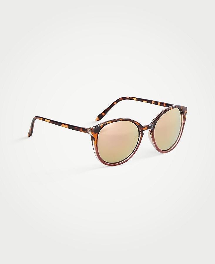 Pantos Round Sunglasses | Tuggl