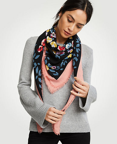 Scarves For Women Blanket Cashmere Amp More Ann Taylor