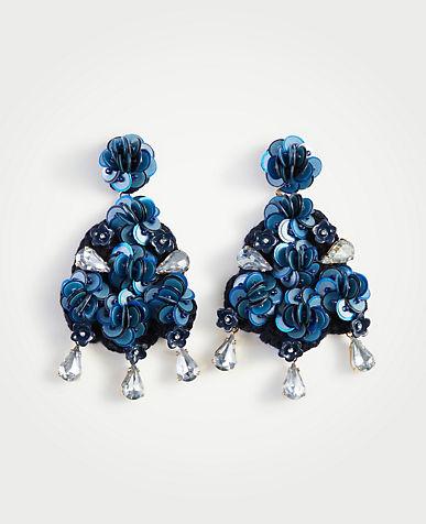 ANN TAYLOR Crochet Earrings DxpyGXKR8p