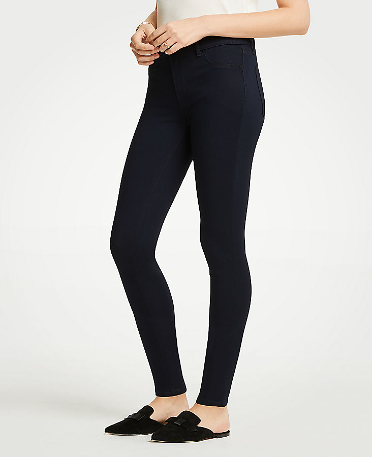 Denim Jeggings | Tuggl