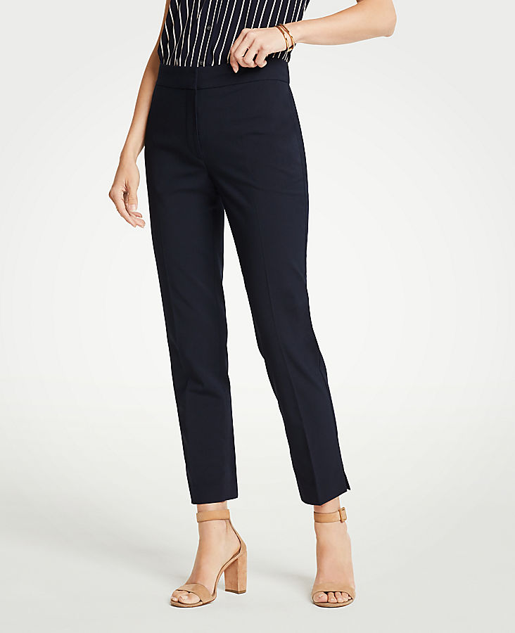 Petite Easy Ankle Pants