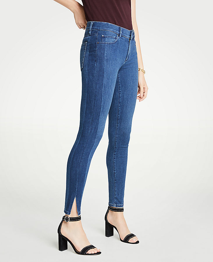Tall Modern Side Stripe All Day Skinny Jeans | Tuggl