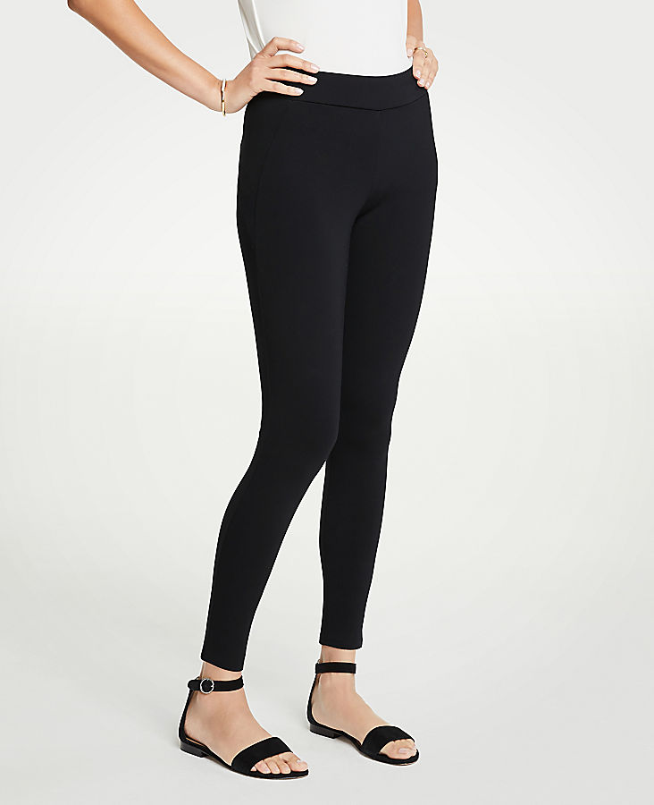 Tall Ponte Leggings | Tuggl