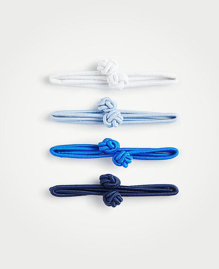Knotted Hair Tie Set | Tuggl