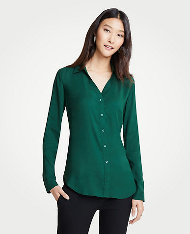 Green Cozy Winter Fashion Winter Outfits For Women Ann Taylor
